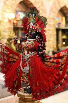 Krishna is one of evil demons! And the Third Eye is Satanic Portal to The Demonic Realm - if you open it, then you really let demons and evil spirits come to torture you many in different ways. This is pure satanism and devil worshiping. Wake up - it looks beautiful but it is Satan's trick Radha Krishna Holi, Cute Krishna, Jai Shree Krishna, Radha Krishna Images, Lord Krishna Images, Krishna Radha, Lord Krishna Wallpapers, Radha Krishna Wallpaper, Radha Kishan