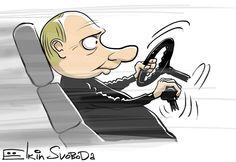 Art Propaganda #Russia #Putin #Ukraine Artist:Sergey Elkin