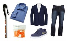Dr. Gregory House Costume