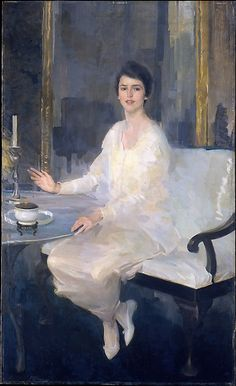 Cecilia Beaux (American, Philadelphia, Pennsylvania 1855–1942 Gloucester, Massachusetts). Ernesta, 1914. The Metropolitan Museum of Art, New York. Arthur Hoppock Hearn Fund, 1915 (15.82)