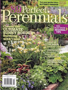 89 Perfect Perennials Magazine Ultimate Sunny Border Easy Care Plants  Flowers