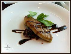Foie Gras at the Sunday brunch, Up & Above, Okura Prestige Bangkok