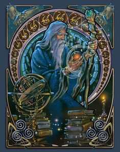 Merlin © Herb Leonhard