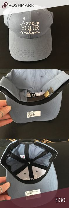 Love Your Melon Gray Baseball Hat An adorable LYM baseball cap! Just bought a few too many.. never been worn! Perfect condition. Love Your Melon Accessories Hats