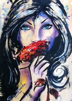 Dam Domido, paintings - ego-alterego.com