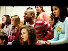 Anti-bullying music video shot at Sycamore Junior High