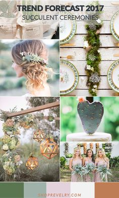 We are highlighting succulents because we know it is far from over for Revelry bridesmaid separates pair nicely with their casual elegance that can be dressed up or down. Wedding 2017, Wedding Trends, Fall Wedding, Fantasy Wedding, Wedding Planning Inspiration, Spring Wedding Inspiration, Mix Match Bridesmaids, Bridesmaid Separates, Bohemian Bridesmaid