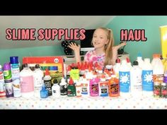 SLIME SUPPLIES UK & IRELAND / WHERE TO BUY & PRICES / EP 14 How To Make Slime, Crazy Girls, Ireland, Water Bottle, Drinks, Stuff To Buy, Drinking, Water Flask, Drink