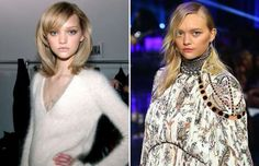 Gemma Ward - Bryan Bedder/Getty Images; Mark Nolan/Getty Images for David Jones