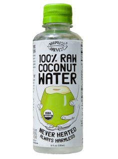 ... knew that they wanted to have a coconut water in their product line