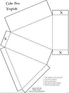 Modelos de cajas - martha - Picasa Web Albums