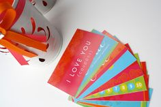 Boutique By Design: Love Coupons For Kids - Free Printable From Boutique By Design