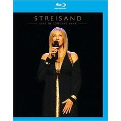 Barbra Streisand: Live in Concert 2006 [Blu-ray) Importado por R$89,90