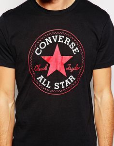 Image 3 of Converse All Star Logo T-Shirt
