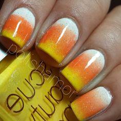 halloween by polishamor  #nail #nails #nailart