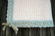 Tiramusu Baby Blanket (FP by Pania) ~direct free pattern link: http://www.ravelry.com/patterns/library/tiramisu-baby-blanket