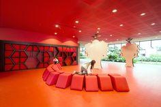 Anglo Colombiano school by AEI Arquitectura e Interiores, Bogotá – Colombia »…