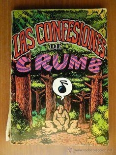 LAS CONFESIONES DE CRUMB (ROBERT CRUMB) PRIMERA EDICIÓN 1978 - Foto 1