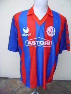 San Lorenzo Home football shirt 1988