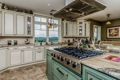Love this kitchen! Its a character on its own with great ideas to design or remodel your kitchen. 506 Mountain View Rd W, Asbury, NJ, 08802 -- Homes For Sale