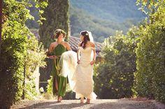 Vineyard wedding pictures