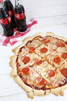 29 recetas de pizza dignas de Instagram para probar en casa Calzone, Copycat Recipes, Pizza Recipes, Empanadas, Avocado Pizza, Quiche, Bacon, Food Inspiration, Gastronomia