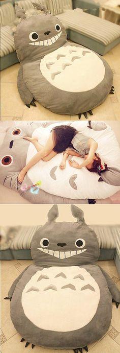 Check it out here==> | Totoro Bigsofa Bed | http://gwyl.io/totoro-bigsofa-bed/