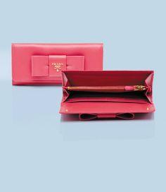 super cute, Prada wallet