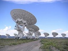 National Radio Astronomy Observatory - Very Large Array, Plains of San Augustin