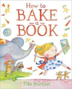 Discover the secret ingredients to crafting a truly delicious story! Join one lucky little girl as she learns the recipe for making the perfect story. A pinch of good, a dash of bad, some big words, and carefully cut out characters all provide the ingredients for a truly delicious read!  -Crystal