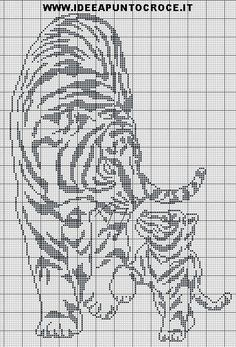 filet haken on Pinterest | Filet Crochet, Picasa and Charts