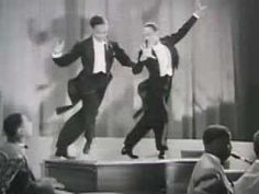"Nicholas Brothers ""Jumpin' Jive"" from the film Stormy Weather. Fred Astaire called it the greatest tap number on film. #tapdancing"
