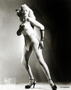 Zorita by Bruno of Hollywood c 1950s