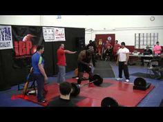 Iron Boy Powerlifting: Eck Johnson - YouTube