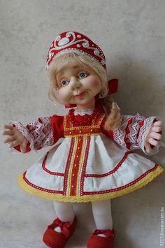 Коллекционные куклы ручной работы. Ярмарка Мастеров - ручная работа Машенька.. Handmade.