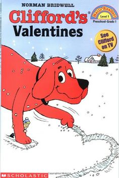 Classroom Freebies: Clifford's Valentine - Story Map & Sequencing