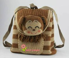 Image gallery – Page 196188127503859211 – Artofit Crochet Backpack, Bag Crochet, Backpack Pattern, Crochet Shoes, Crochet Handbags, Crochet Purses, Crochet Baby, Octopus Crochet Pattern, Crochet Patterns
