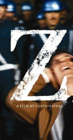 Z (1969) Directed by Costa-Gavras