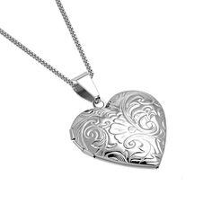 #sydänkaulakoru #sydänriipus #lahjaidea Silver, Vintage, Jewelry, Fashion, Moda, Jewlery, Money, Bijoux, Fashion Styles