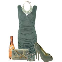 New Year, New Beginnings, created by jodilambdin on Polyvore