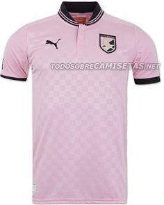 Todo Sobre Camisetas: Nuevas Camisetas Puma del Palermo 2012/2013