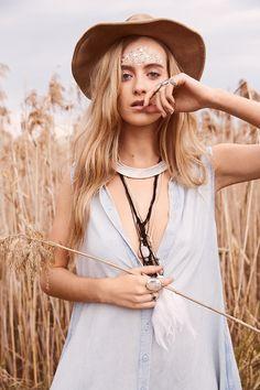 Tree of Life   2016 Campaign   Rose Quartz   Bohemian Fashion