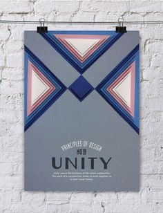 10. Unity:Unity means the harmony of the whole composition. The parts of a composition made to work together as a total visual theme.