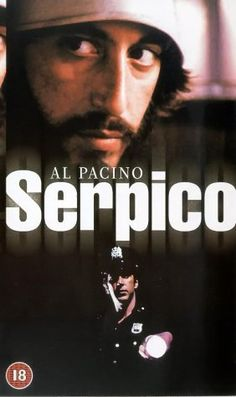 "Serpico (1973) - ""The true story about an honest New York cop who blew the whistle on rampant corruption in the force only to have his comrades turn against him."""