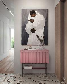 Home Design Decor, Interior Design Studio, Interior Styling, House Design, Home Decor, Hallway Decorating, Interior Decorating, Room Inspiration, Interior Inspiration