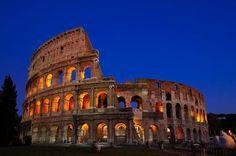 Anfiteatro Flavio, el Coliseo   La cámara del arte