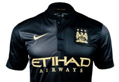 Nike Manchester City Away Jersey 2013-2014...Available at SoccerPro Right Now!