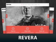 Revera - Responsive Web Template