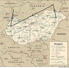Map of we're Elizabeth had castles in Elizabeth Bathory, Austro Hungarian, Bratislava, Croatia, Danse Macabre, Dracula, Genealogy, Castles, Google Search