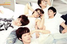 b1a4 sandeul hot wallpaper | Sandeul, you're in my spot